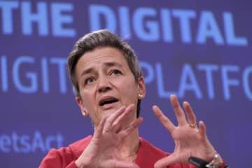 EU、民主主義や経済に影響懸念 巨大IT規制法案 画像1