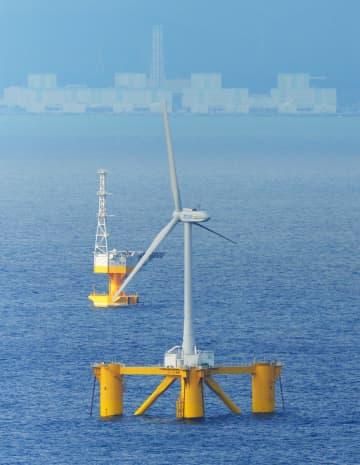福島沖の風力発電、全て撤去へ 「税金の無駄遣い」批判も 画像1