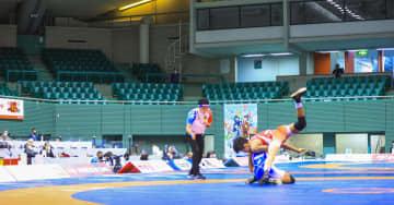 125キロ級は山本が3度目のV 全日本レスリング開幕 画像1