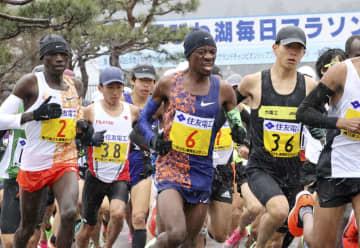 びわ湖毎日マラソン終了へ 長く代表選考レースの一つ 画像1