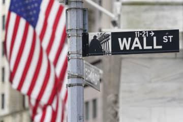 NY株反落、124ドル安 経済対策の協議に警戒感 画像1