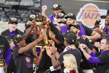 レーカーズ連覇の予想、81% NBA恒例の球団GM調査 画像1