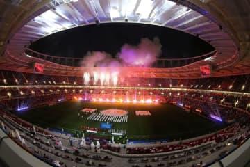 サッカーW杯、4会場目オープン 22年カタール大会 画像1