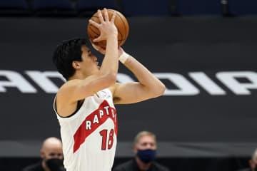NBA渡辺雄太、3戦目は6得点 オープン戦、チームは敗れる 画像1