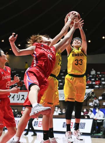 バスケ決勝はENEOS―トヨタ 全日本選手権の女子、20日対戦 画像1