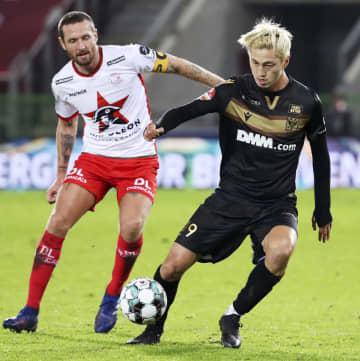 鈴木優磨が今季6ゴール目 サッカー、ベルギー1部 画像1