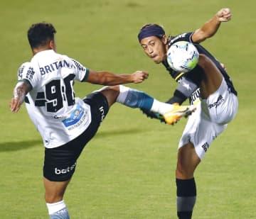 本田圭佑、後半途中で交代 ブラジル全国選手権、ボタフォゴ 画像1