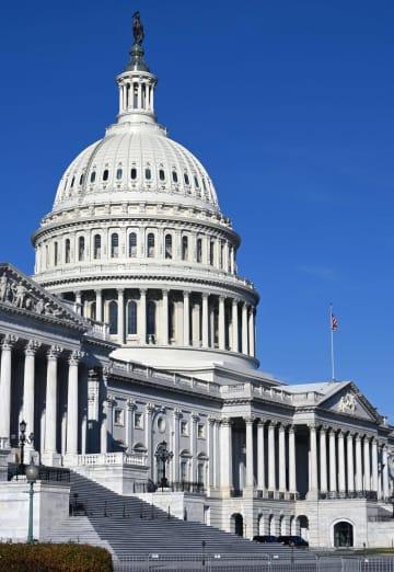 米、コロナ追加経済対策案に合意 93兆円規模、21日にも成立 画像1