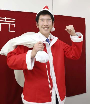 巨人・戸郷、4倍増2600万円 高校出2年目で9勝マーク 画像1