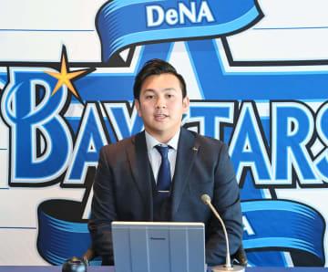 DeNA山崎康晃は7千万円減 将来の大リーグ挑戦「強くある」 画像1