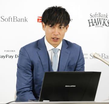 ソフトB柳田、6.1億円で更改 松井に並ぶ日本野手最高 画像1