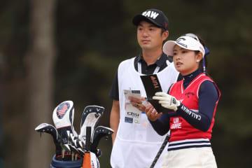 ゴルフ松山に初のコーチ 河本ら指導する目沢氏 画像1