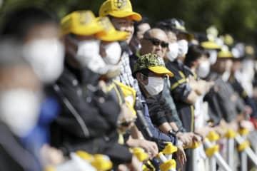 阪神キャンプ、コロナで入場制限 ファンサービスも自粛 画像1