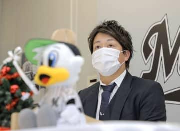 ロッテ益田は現状維持の2億円 3年契約の2年目 画像1