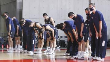バスケ強豪の能代工が1回戦敗退 全国高校選手権が開幕 画像1