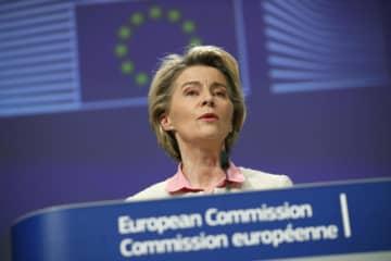 英国とEU、FTA締結で合意 離脱後の混乱回避へ 画像1