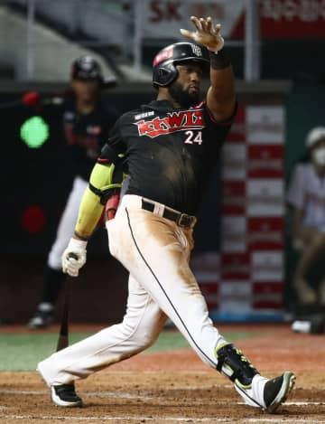 阪神、ロハス外野手の獲得を発表 韓国で本塁打と打点の2冠 画像1