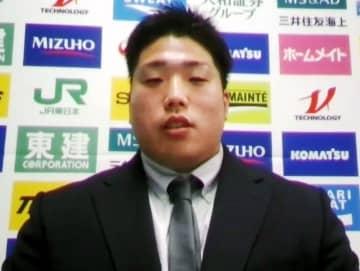 柔道、初V狙う影浦心が意気込み 五輪代表の向翔一郎も活躍期す 画像1