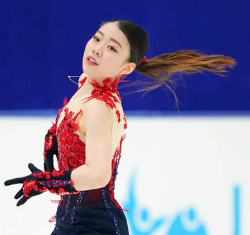 女子は紀平がSP首位、2位坂本 全日本フィギュア 画像1