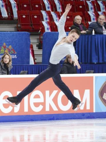 コリャダ、3大会ぶり優勝 フィギュアのロシア選手権 画像1