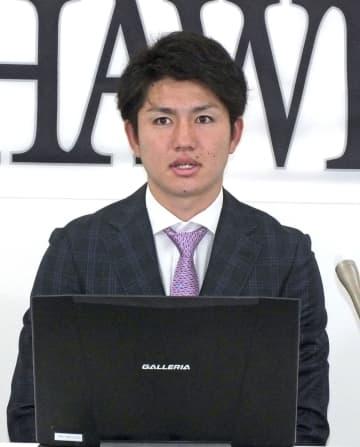 ソフトB高橋礼は1750万円増 来季は再び先発に挑戦 画像1