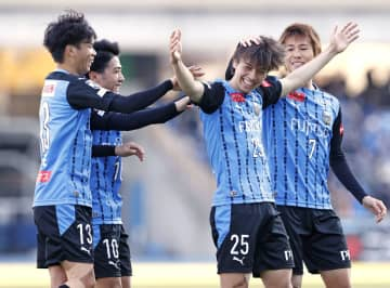 J1川崎とG大阪、元日の決勝へ サッカー天皇杯 画像1