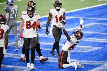 NFLバッカニアーズがPO進出 第16週、ライオンズに快勝 画像1