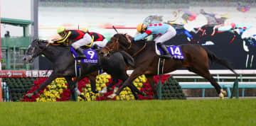 競馬、クロノジェネシスが優勝 有馬記念 画像1