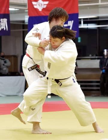 女子柔道、23歳冨田が初優勝 橋本下す、朝比奈は初戦敗退 画像1