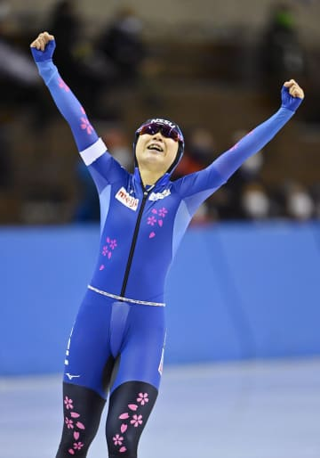 高木美帆が三千と五百の2冠 スピード全日本選手権 画像1