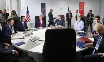 G7サミット、通常開催せず 75年以来初、協調発信逃す 画像1