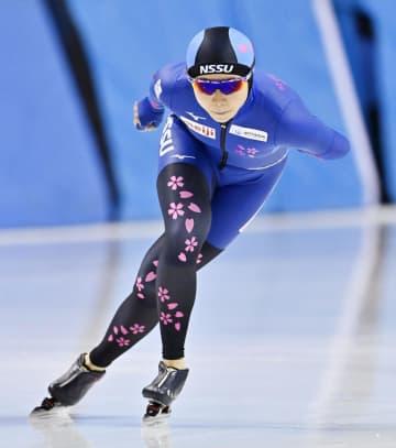 高木美帆、女子5種目を全制覇 全日本スピードスケート 画像1