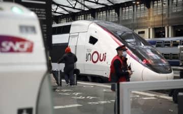 仏版新幹線TGV、事業開放不発 コロナ影響、新規参入なく 画像1