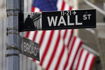 NY株反落、382ドル安 米上院決選投票控え警戒感 画像1