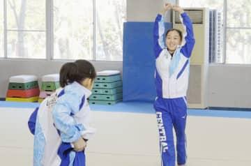 体操、畠田姉妹が新年の抱負 「一つ一つの試合大切に」 画像1