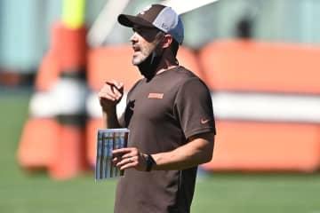 NFLブラウンズ監督が陽性反応 プレーオフ1回戦は指揮執らず 画像1