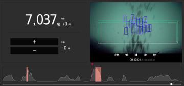 ヤンマー、養殖マグロを自動集計 画像認識で目視から効率化 画像1