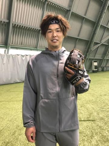 ロッテ中村奨吾、主将として決意 3年連続、全試合出場中 画像1