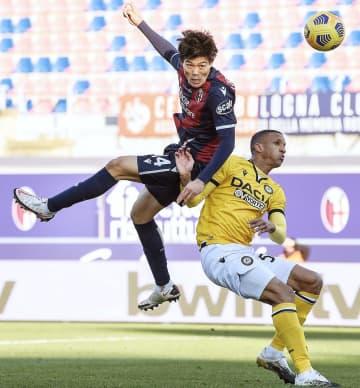 ボローニャ冨安が今季2点目 イタリア1部リーグ 画像1