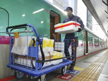 鮮魚も運ぶよ、新幹線 JR東日本、仙台~東京で開始 画像1