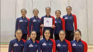 新体操、日本代表が新年の抱負 団体のテーマ「心身共に軸強く」 画像1