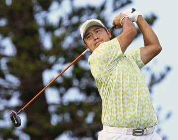 松山英樹は8打差37位 米男子ゴルフ第1日 画像1