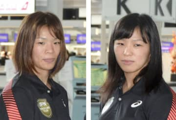レスリング川井姉妹らが強化合宿 女子の五輪代表、アジア選手権へ 画像1