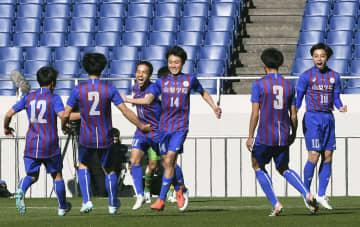決勝は山梨学院と青森山田 全国高校サッカー選手権 画像1