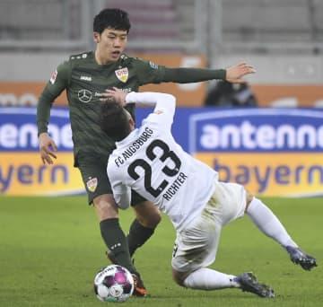 遠藤航、堂安律が勝利に貢献 サッカー、ドイツ1部リーグ 画像1