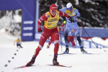 距離の男子はボルシュノフ総合V W杯、ツール・ド・スキー 画像1