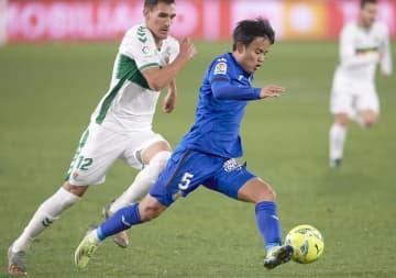 久保建英、初出場で得点絡む活躍 スペイン1部リーグ 画像1