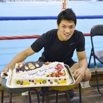 村田諒太35歳に「試合したい」 ミドル級スーパー王者 画像1