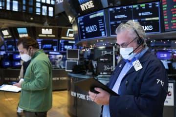 NY株反発、60ドル高 米経済対策期待が下支え 画像1