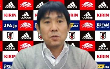 3月のW杯予選、国内組だけも サッカー日本代表の森保監督 画像1